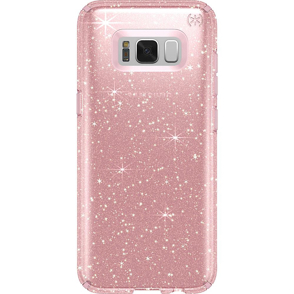 Presidio Clear Glitter Samsung Galaxy S8 Case Speck Products Galaxy S8 Case