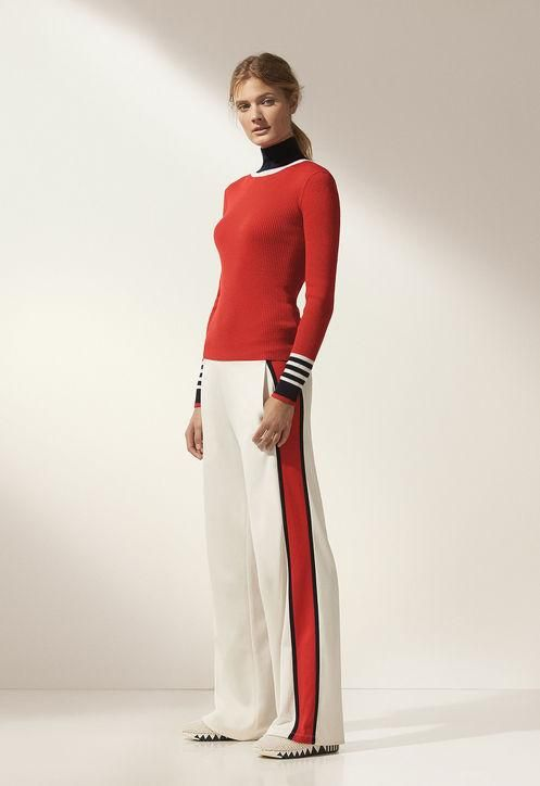 8eef98b54bdc Tory Burch just introduced her new sportswear line