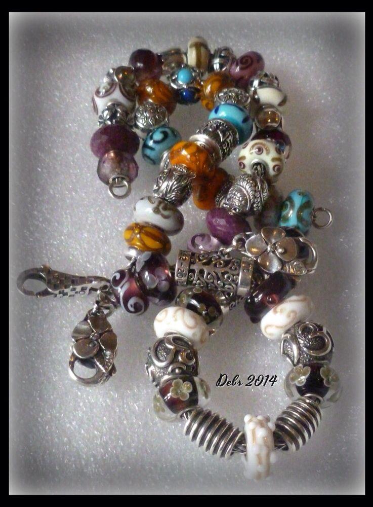 Bead pile!!  By Deborah Taylor!