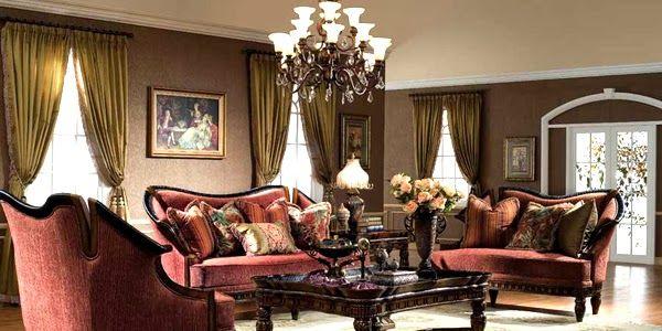 Concevoir votre salon dans le style Victorien ~ Décoration Salon ...