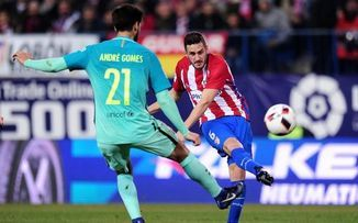 Watch Atletico Madrid Vs Barcelona Highlights Goals Watch Copa Del Rey Match Online For Free On 1 F Club Atlético De Madrid Barcelona Vs Real Madrid Barcelona
