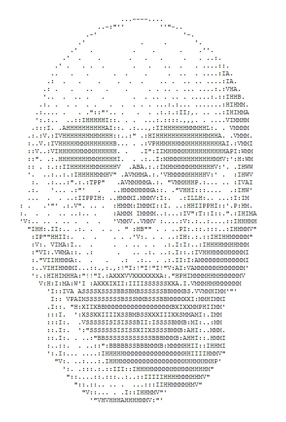 One Line Ascii Art Kiss : Ascii skull art … pinteres…