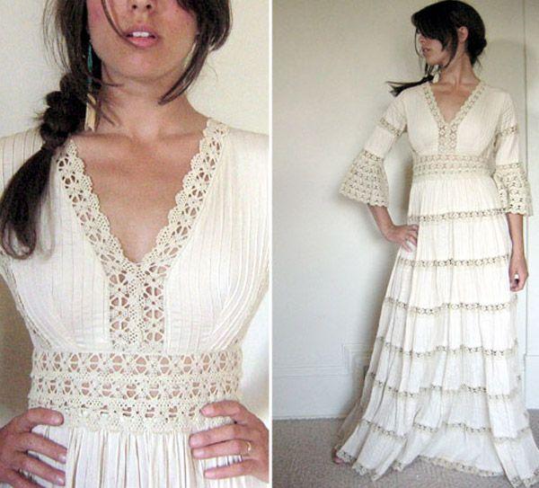 vestidos de novia de crochet | wedding | pinterest