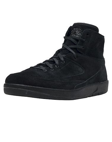 c1781cdc4989 JORDAN Retro 2 Decon Men s high top sneaker Lace closure New deconstructed  design Premium suede material Rubber outsole. True to size. Synthetic  Materials.