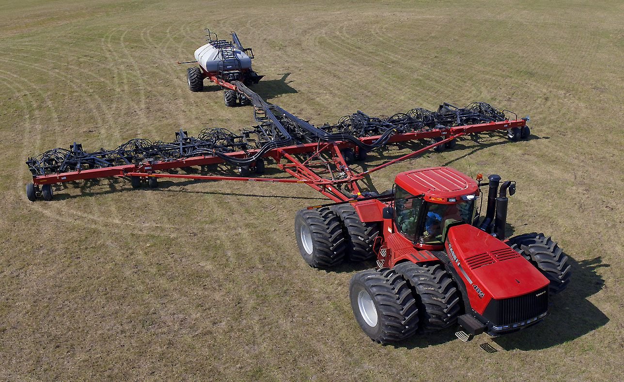 Case IH Agriculture & Farm Equipment Case ih tractors