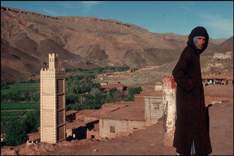 A. Abbas. Tiourjdal village. 1997.