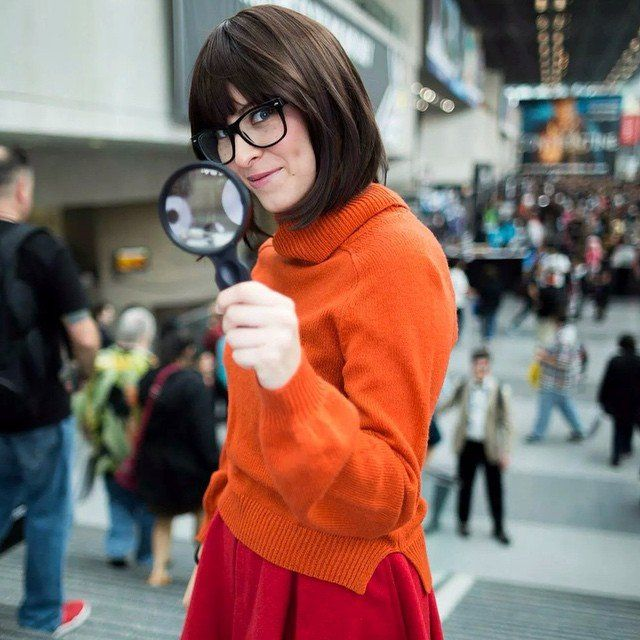 Velma From Scooby-Doo Halloween costumes