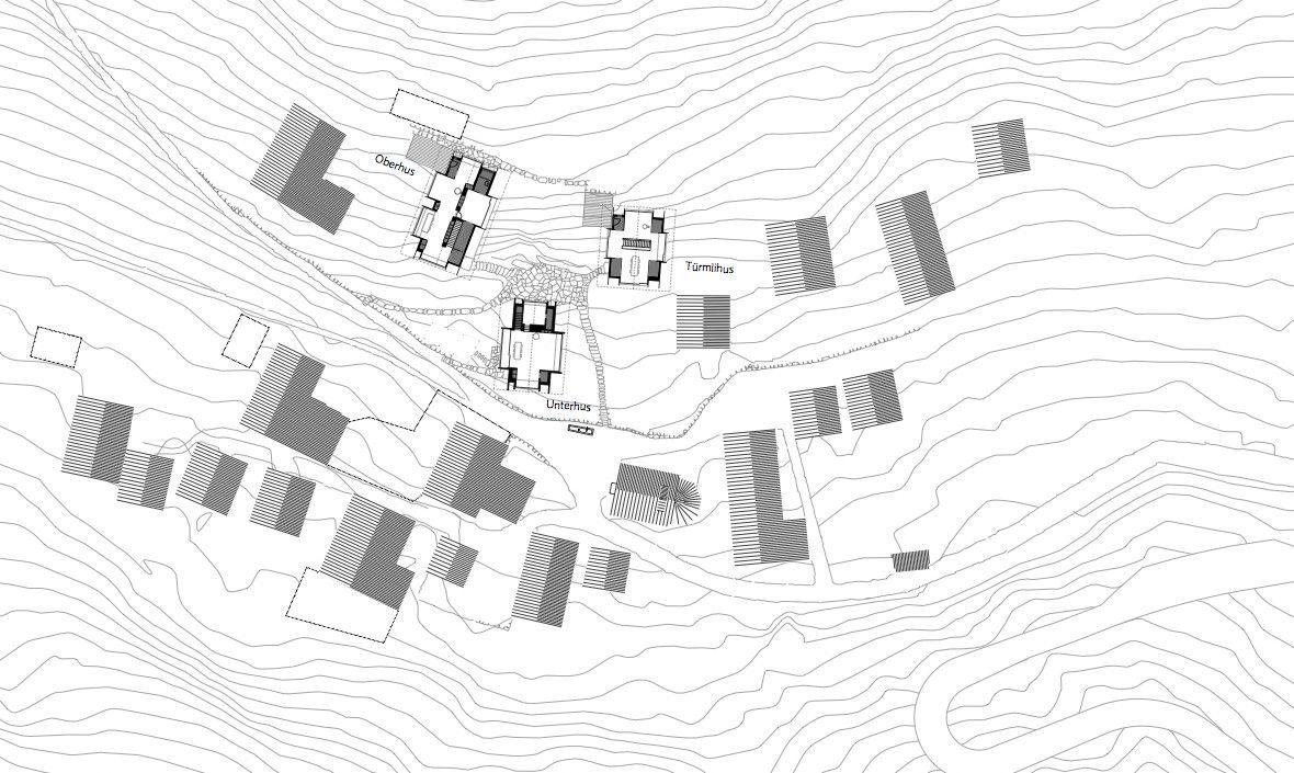 The Türmlihus — Zumthor Vacation Homes