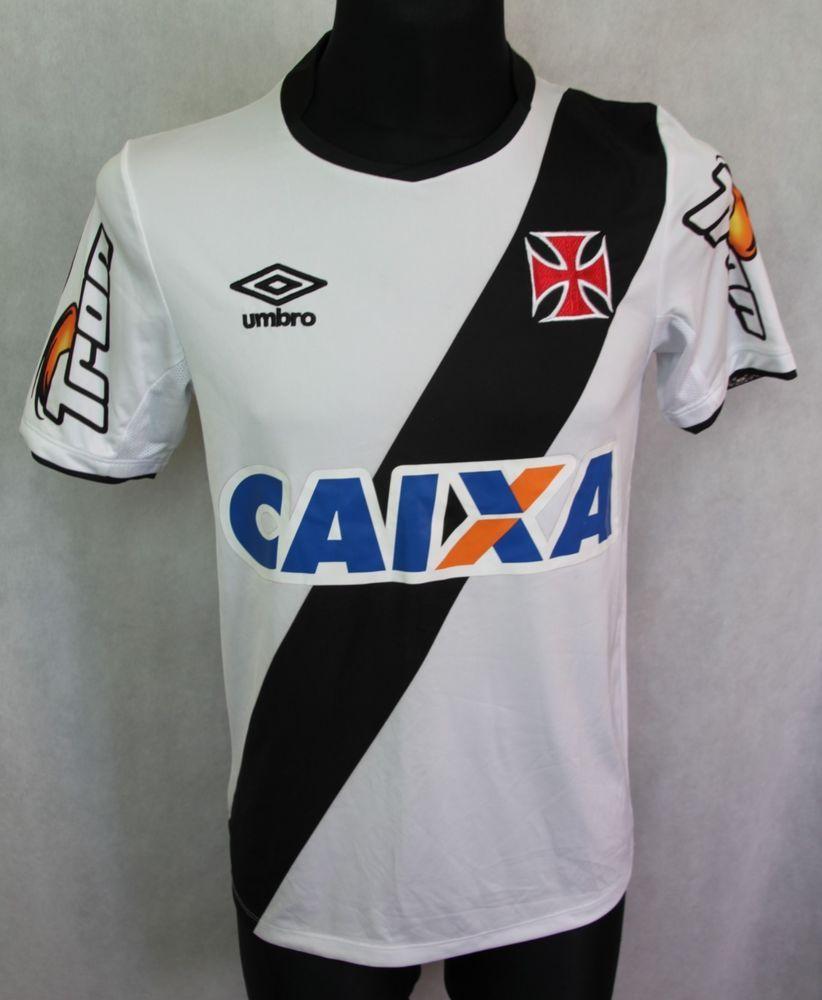 4f0a21eb6 Vasco Da Gama Brasil 2014 15 Umbro Home Shirt Jersey 10 Toninho