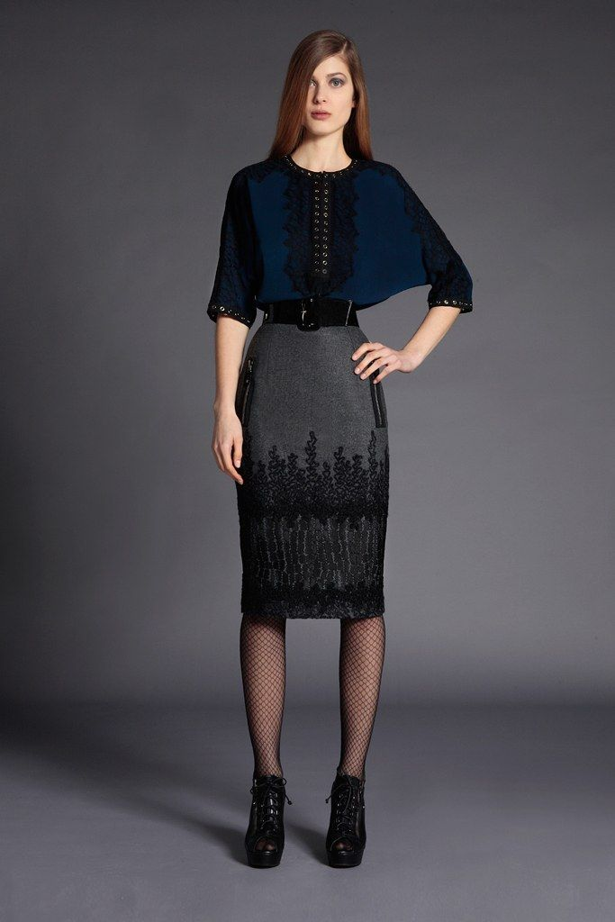 Andrew Gn Pre-Fall 2012 Runway - Andrew Gn Pre-Fall Collection