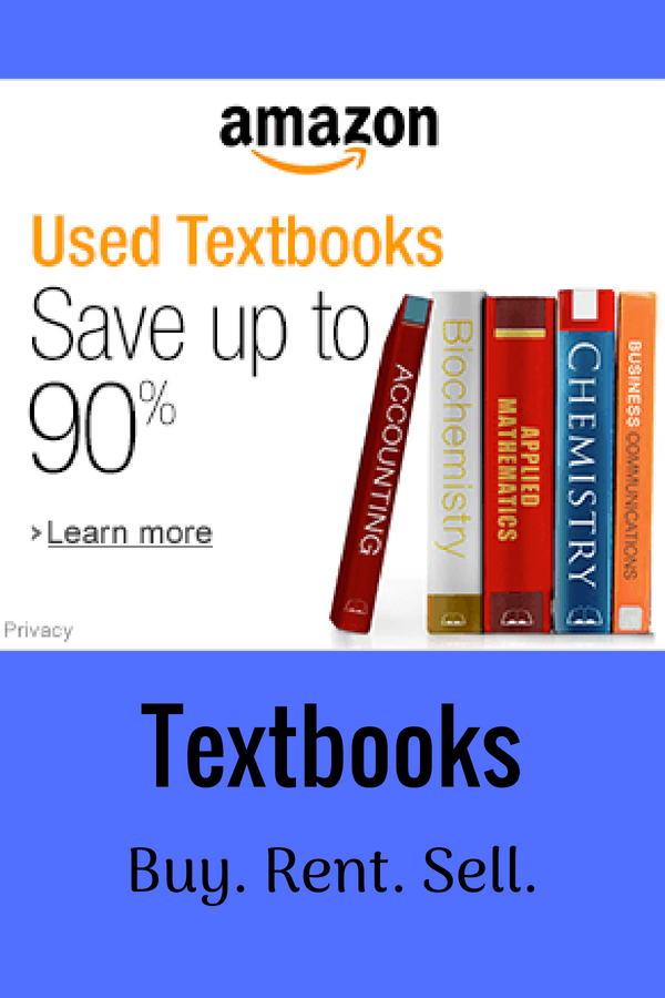 Used College Textbooks >> Shop Used College Textbooks On Amazon And Save Up To 90 A Mut For