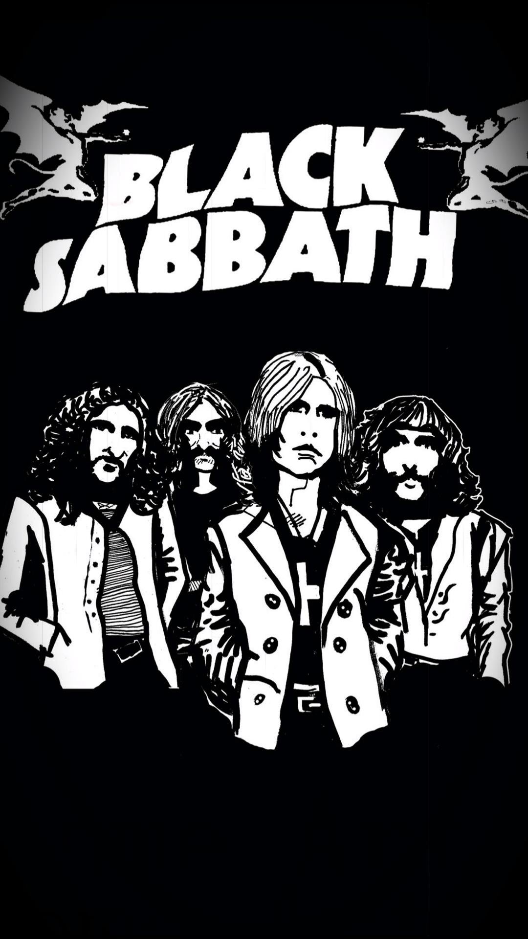 Black Sabbath piano sheet music