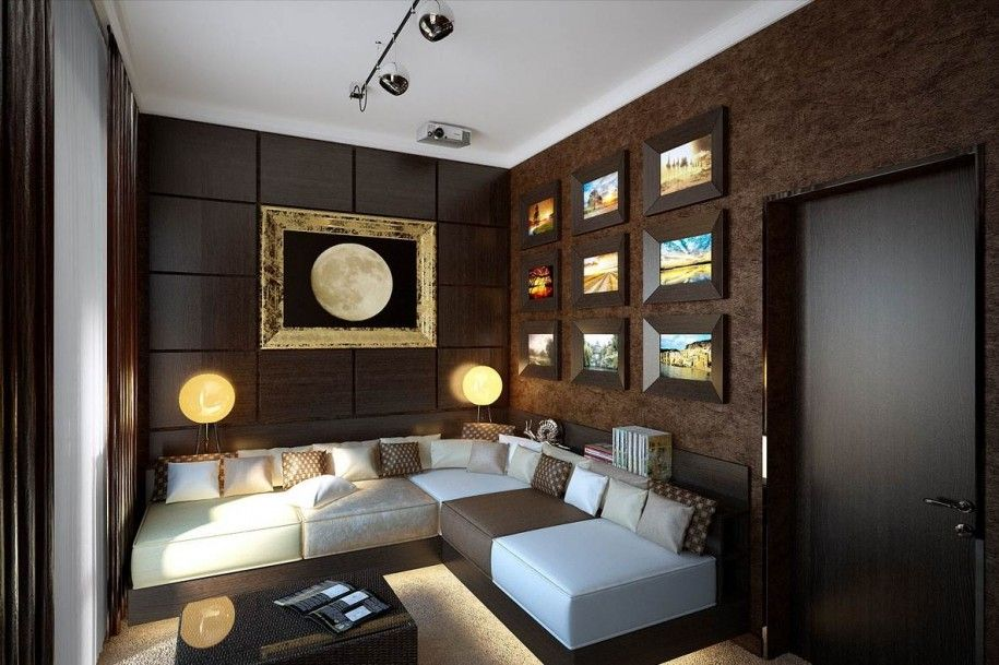 Luxurious Home Interior Design With Elegant Furniture Decors Decorating A Living Room L Shaped