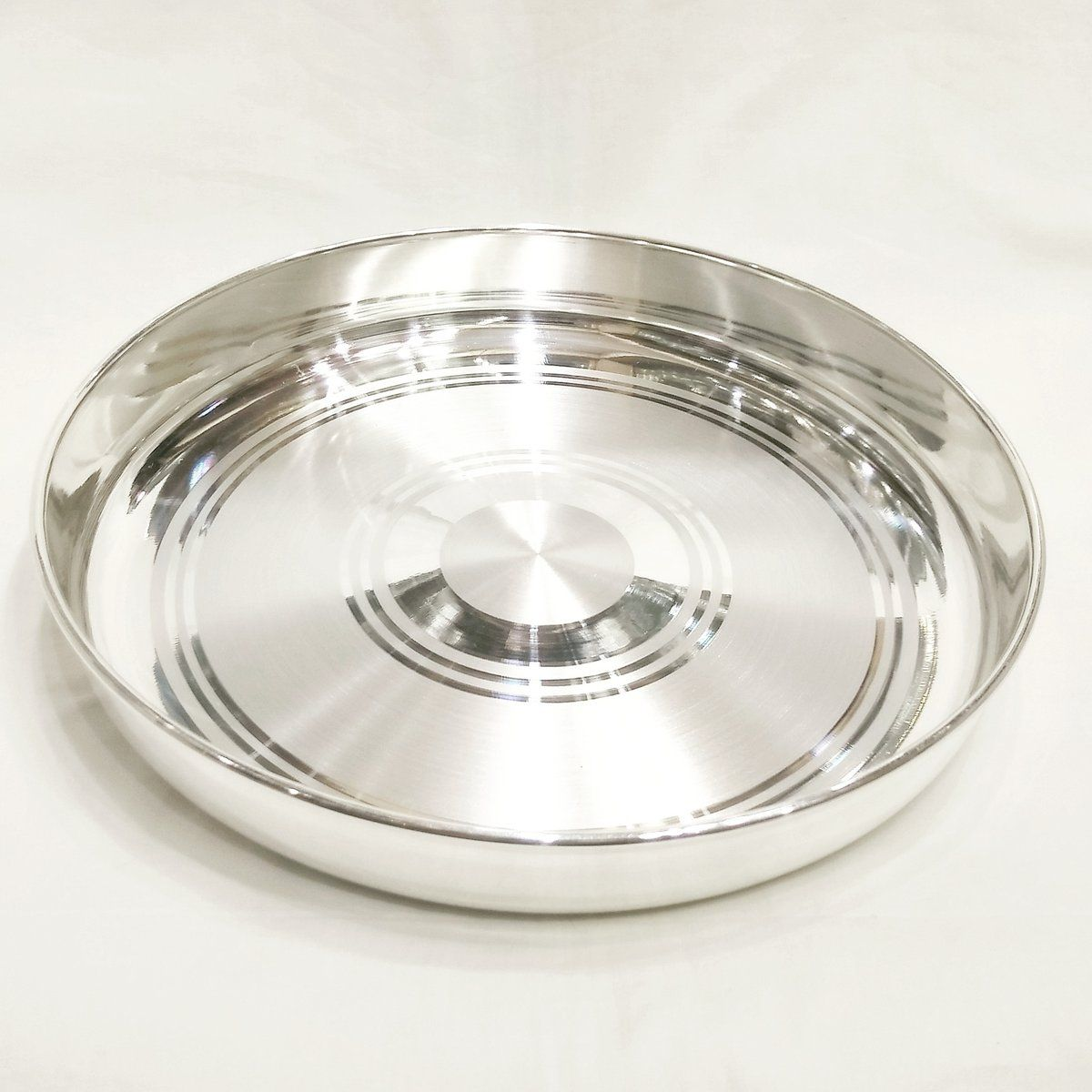 Silver plate your plate//tray with pure silver