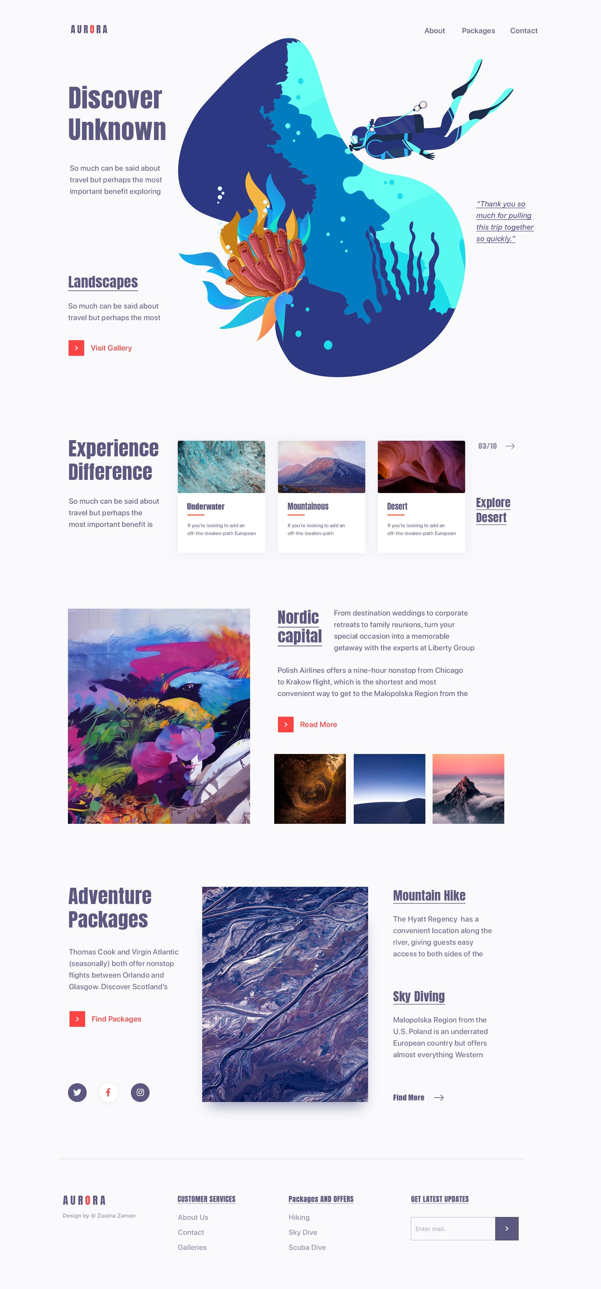 Amazing Website Design Travel Website Design Portfolio Web Design Web Development Design