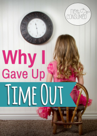 <h5>Wondering if this time out thing really works? Come see why I gave up time out.</h5>