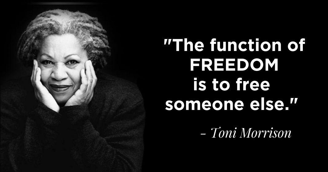 Toni Morrison The Favorite Teacher I Never Met Awesomely Luvvie Teacher Favorite Things Toni Morrison Words Matter