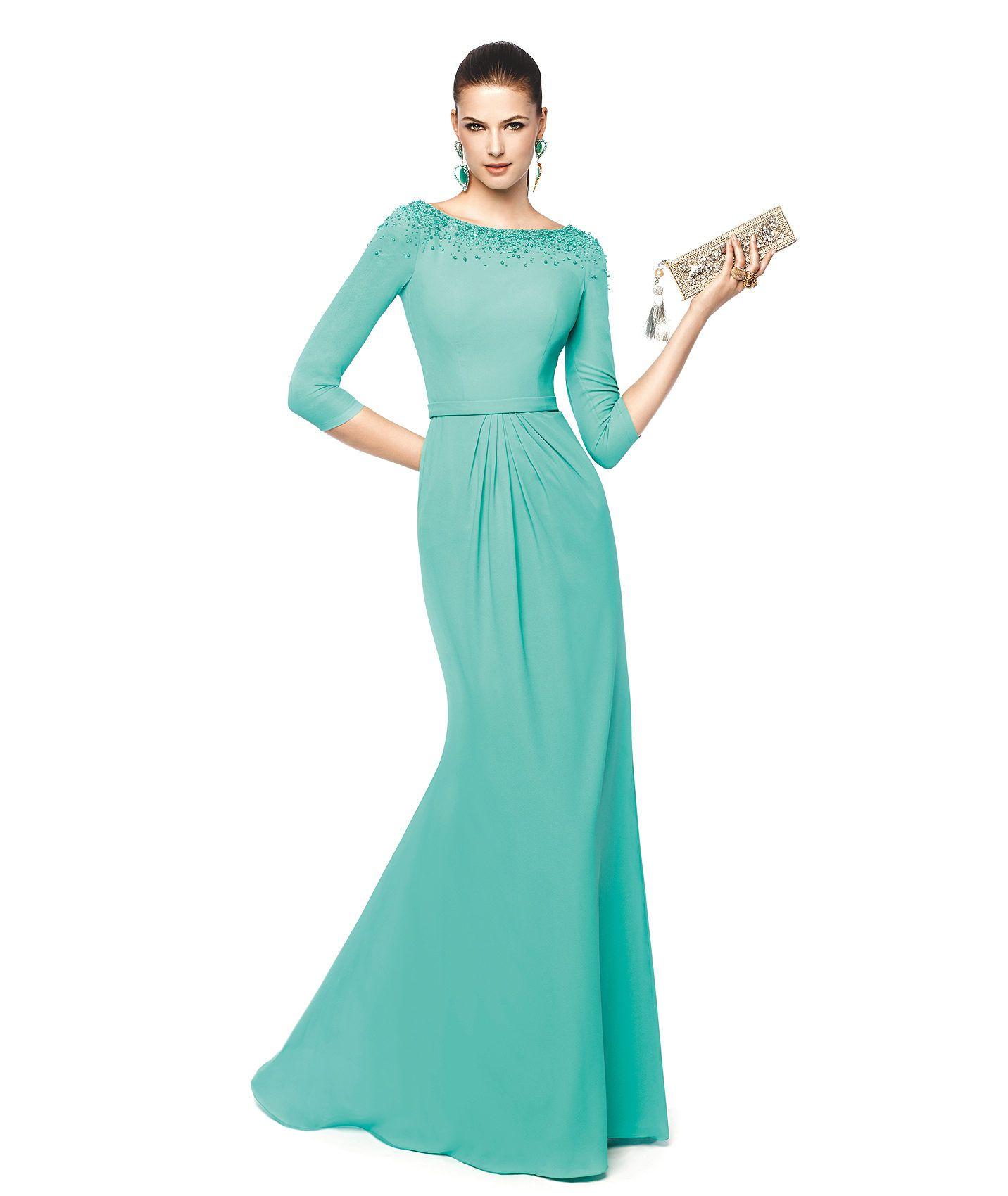 Vestidos de festa 2017/2016 | Pinterest | Classic elegance, Glamour ...