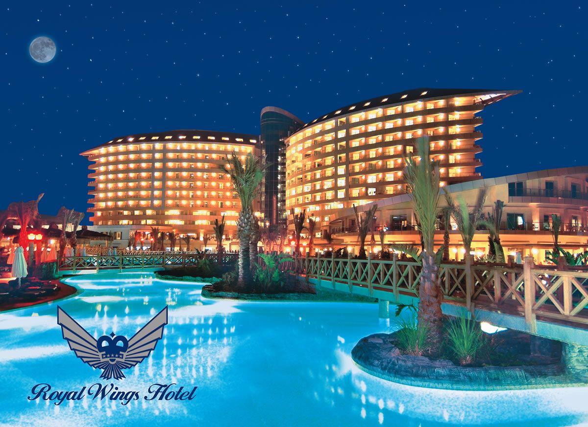 Royal Wings Hotel Antalya All Inclusive Vacations Vacation