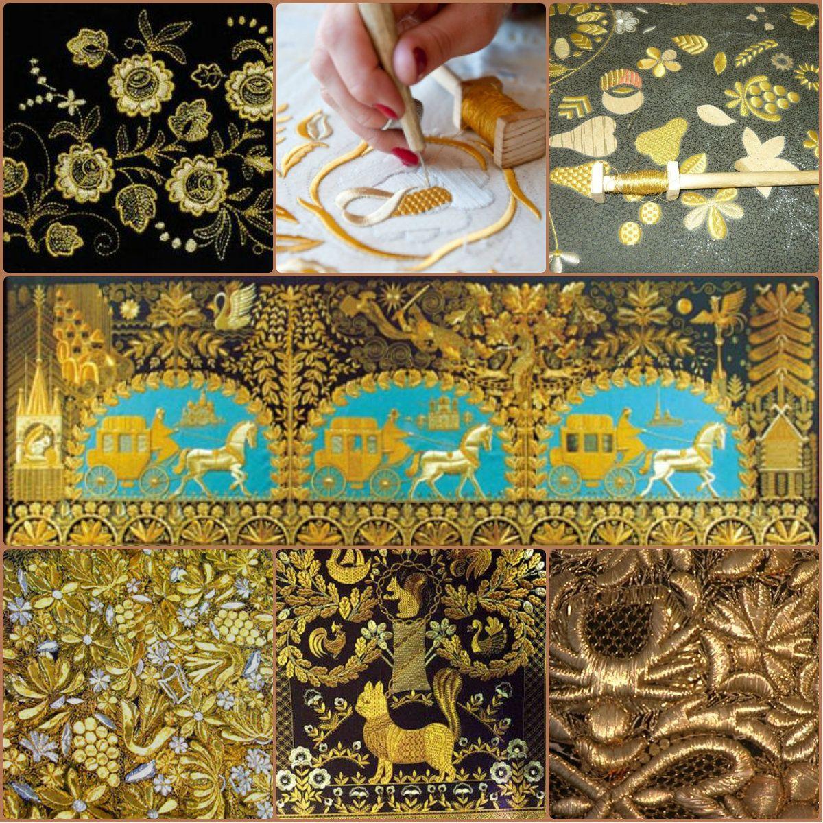 отметил, что золотошвейные работы картинки ничего напоминало семейной