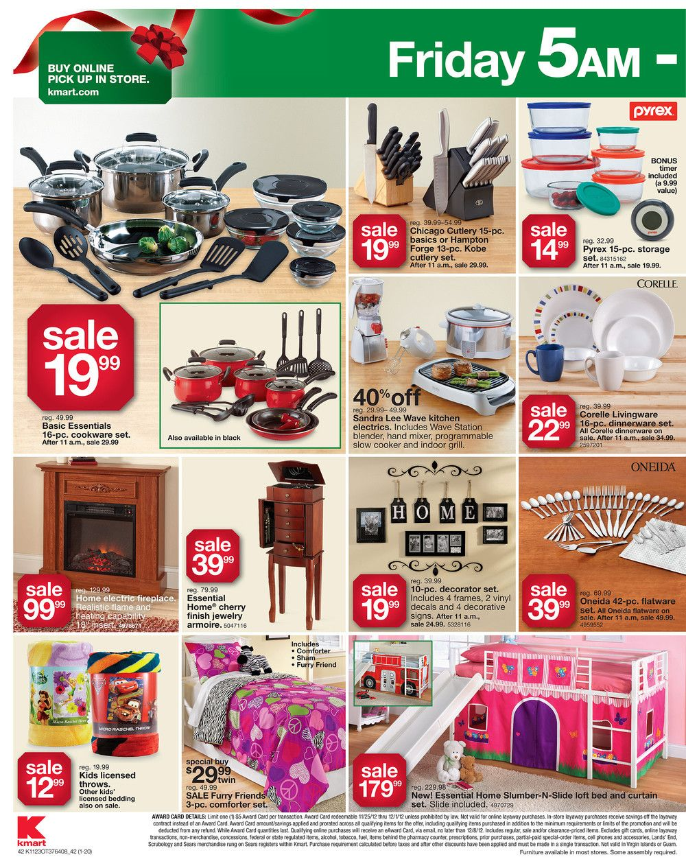 Jewelry Armoire | Kitchen sale, Black friday flyer, The ...