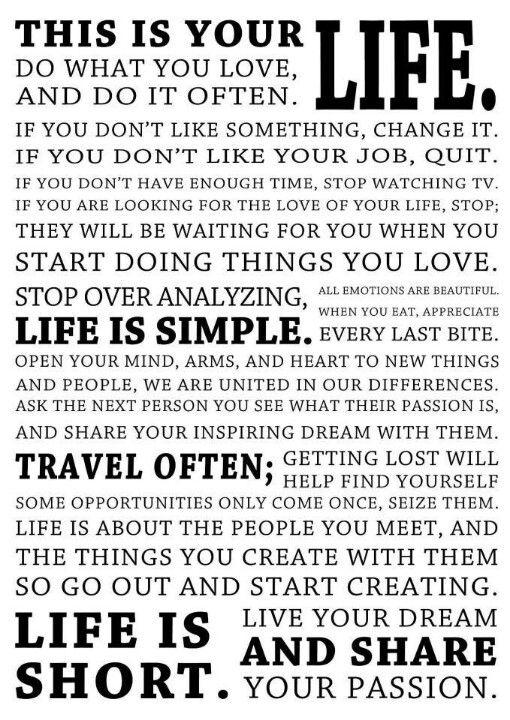 LIVE LIFE