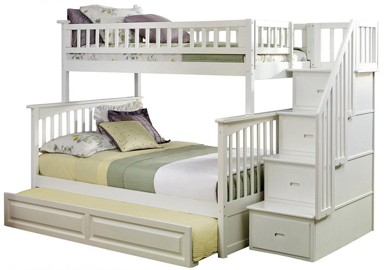 Loft bed with twin underneath  amazon bunk beds twin over full l shaped  Amazon Bed In A Bag