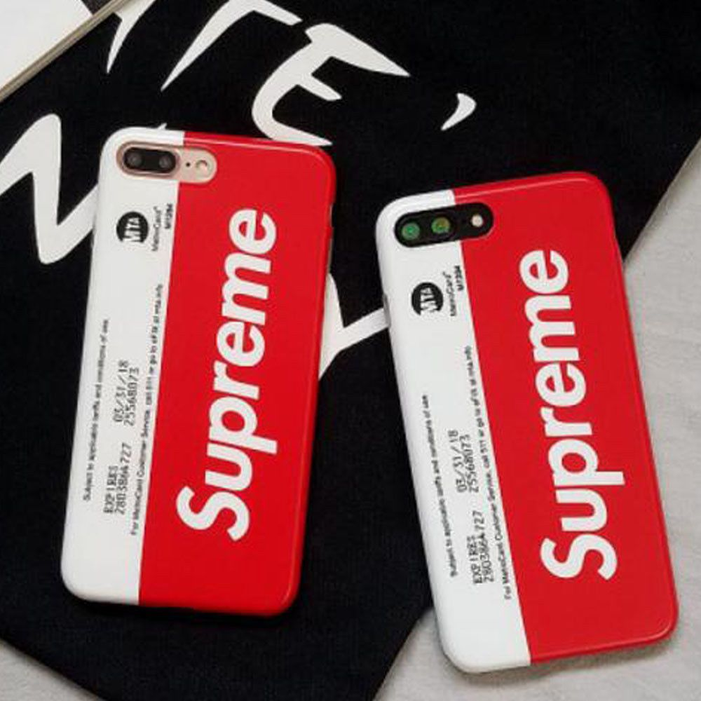 supreme cover iphone 6