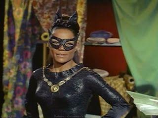Retro Goddesses: Catwoman - 60's Style