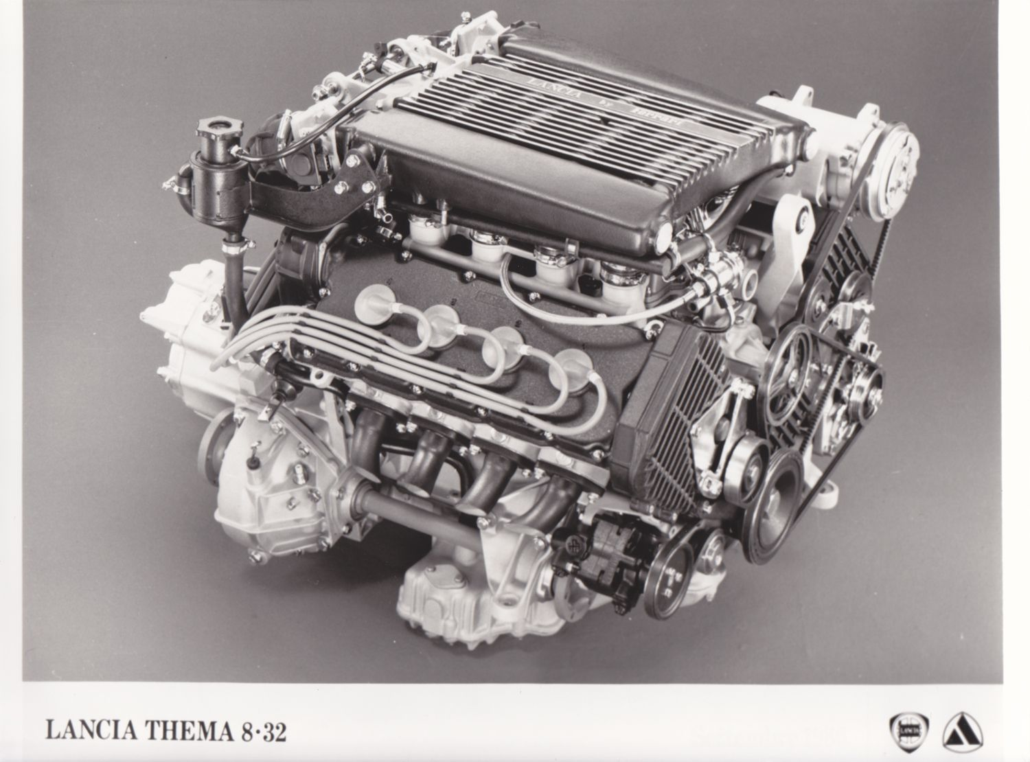 lancia thema 8.32 ferrari engine (1987) | ferrari | pinterest