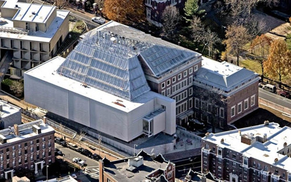 Gallery Of Harvard Art Museums Renovation And Expansion Payette