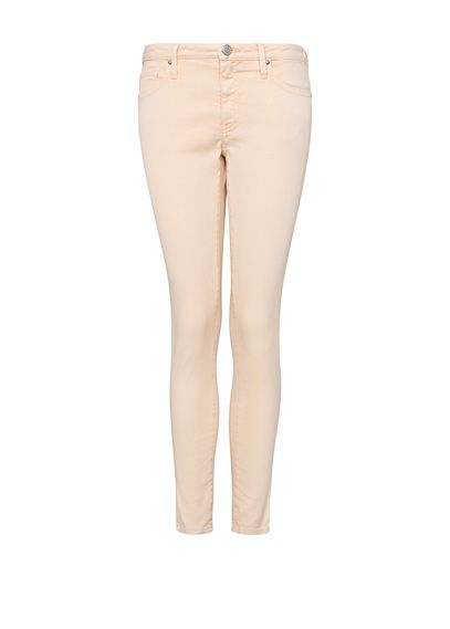 MANGO - Super slim cropped jeans