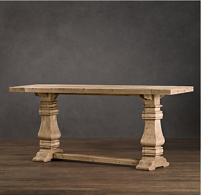 Dinning Room Table Diy And Chairs Restoration Hardware Dining Reclaimed Wood