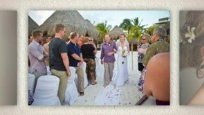 Isla Mujeres Mexico Wedding Privilege Aluxes Hotel by Paul Retherford. Wedding Photography in exotic destination wedding location near Cancu...