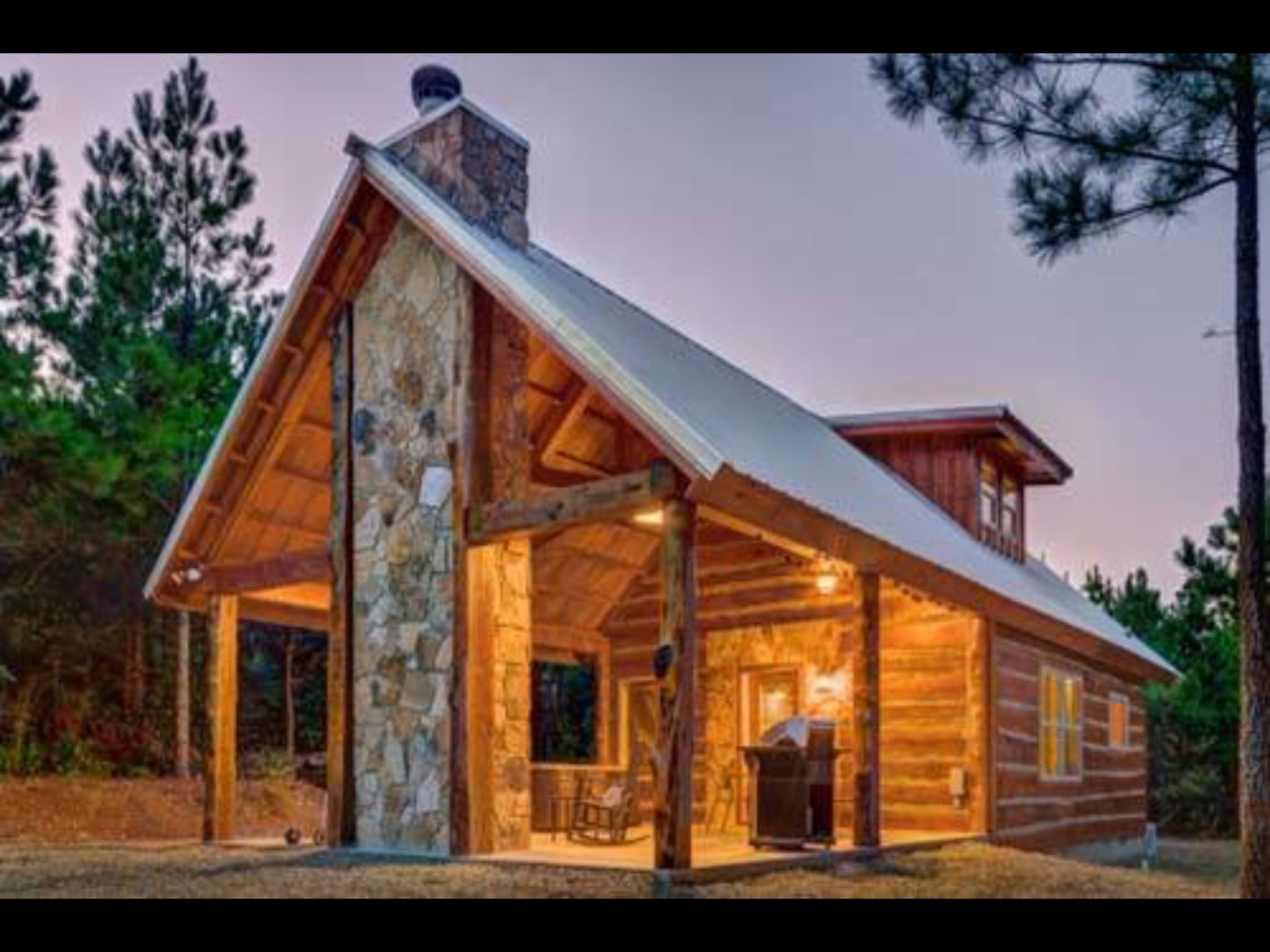 Pin by Matt Rengo on Dream House Cabin life, Broken bow
