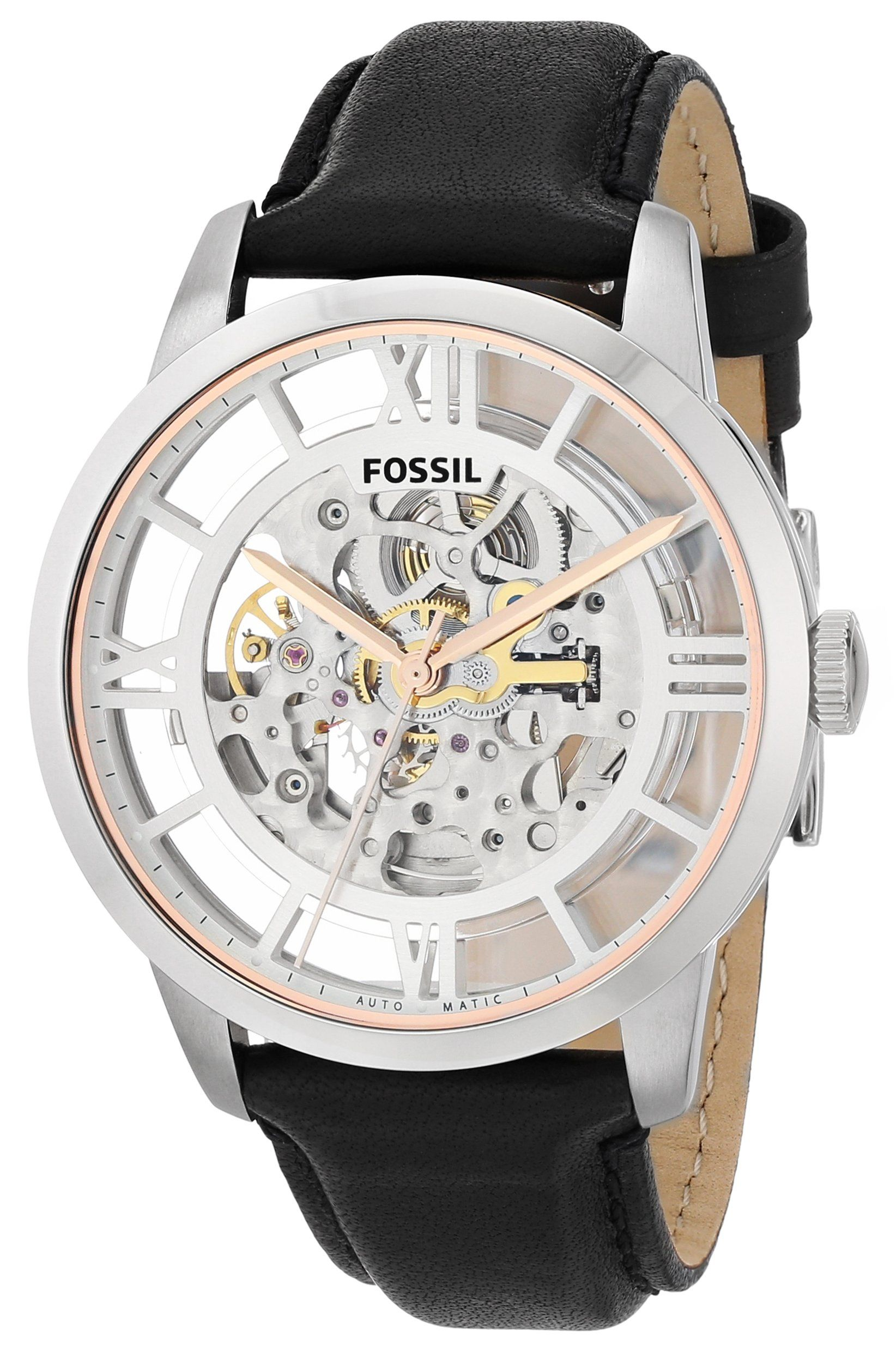 Fossil Men's ME3041 Townsman Automatic Stainless Steel