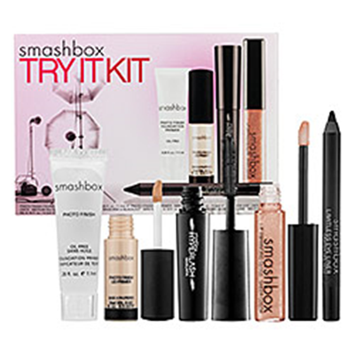 Smashbox try it kit. Love this kit!