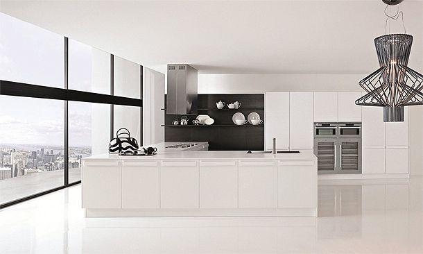 Fotos de cocinas minimalistas peque as para m s - Cocinas minimalistas ...