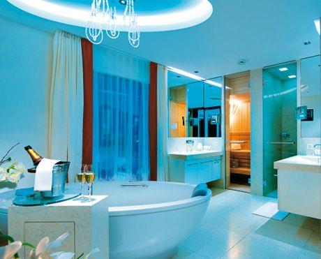SPA: Grand Resort Bad Ragaz Superior SPA Loft - GF Luxury