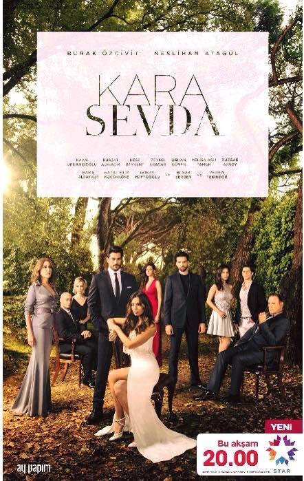 Kara Sevda Blind Love 2015 Kara Turkish Film Drama Tv Series
