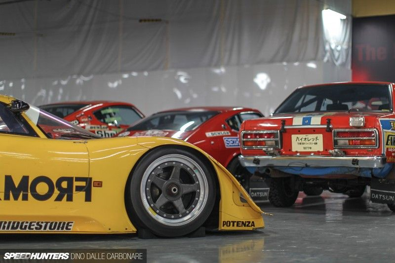 Secret Stash - Nissan's greatest collection - Motorsport Retro