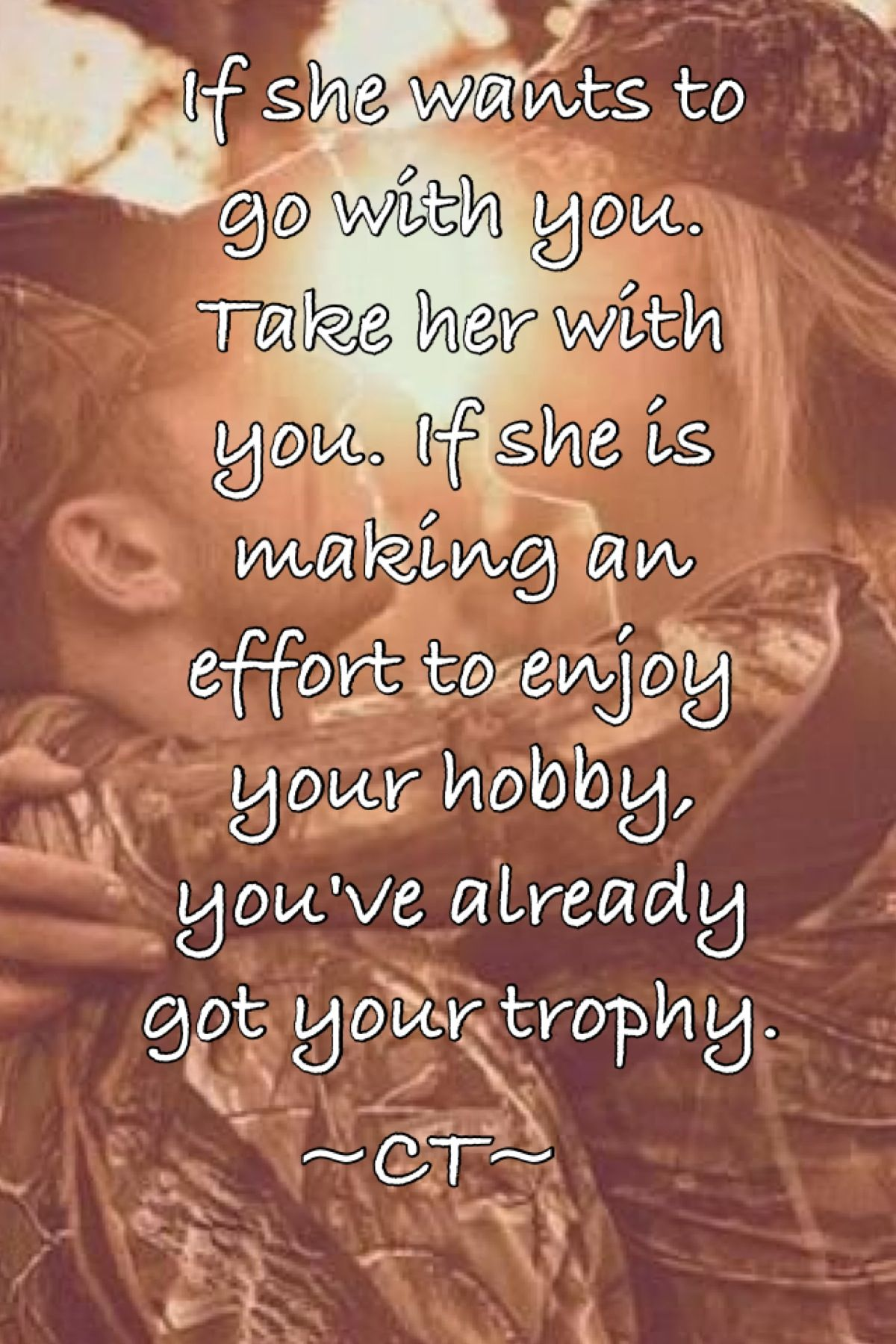 I was making an effort for you. | Quotes<3 | Country girl ...