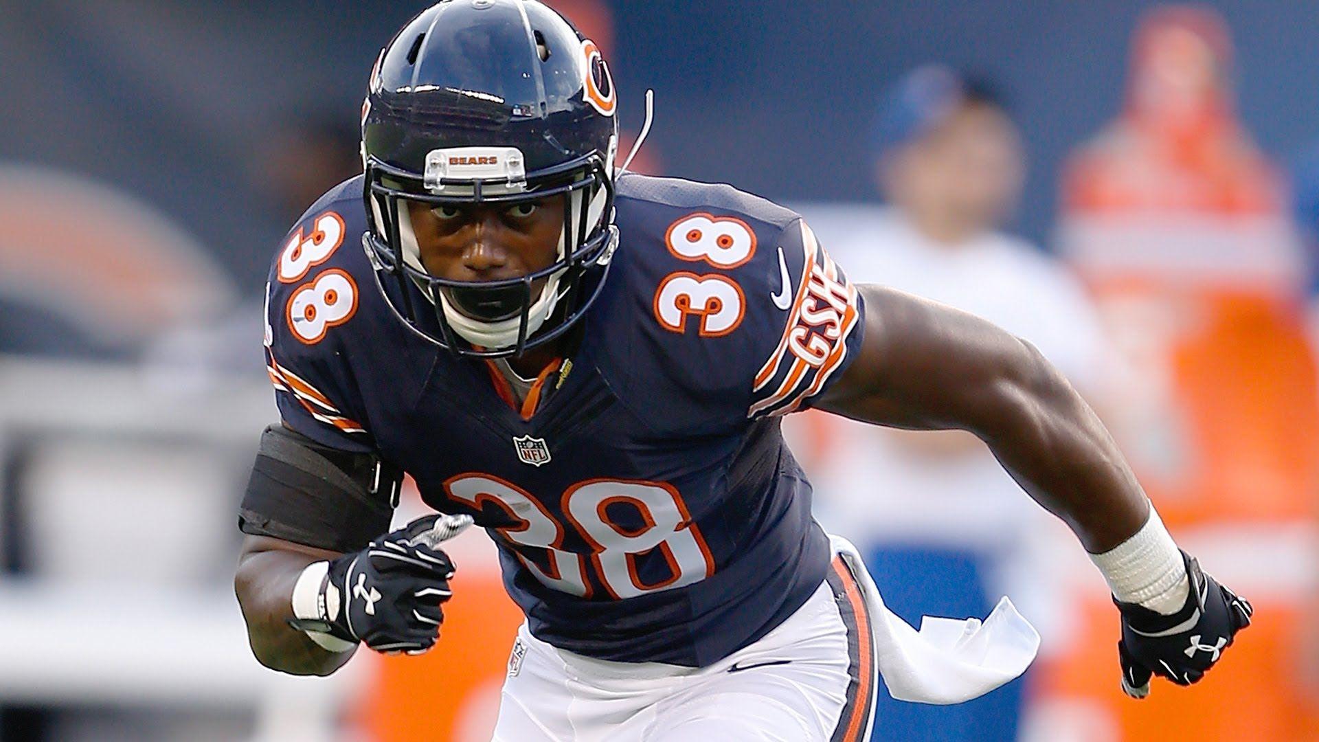 Adrian Amos S Chicago Bears 2015 Chicago Bears Amos Football Helmets