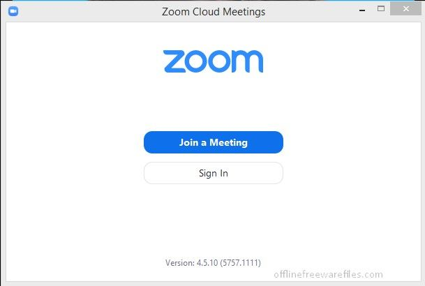 Zoom Video Calling APp Download for Windows. Zoom video