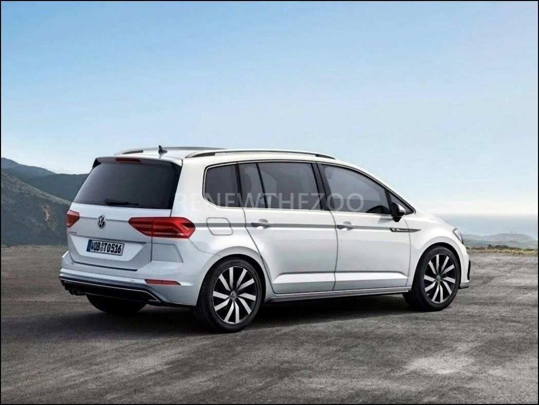 2020 Volkswagen Sharan Release Date In 2020 Volkswagen Touran Volkswagen Vw Sharan