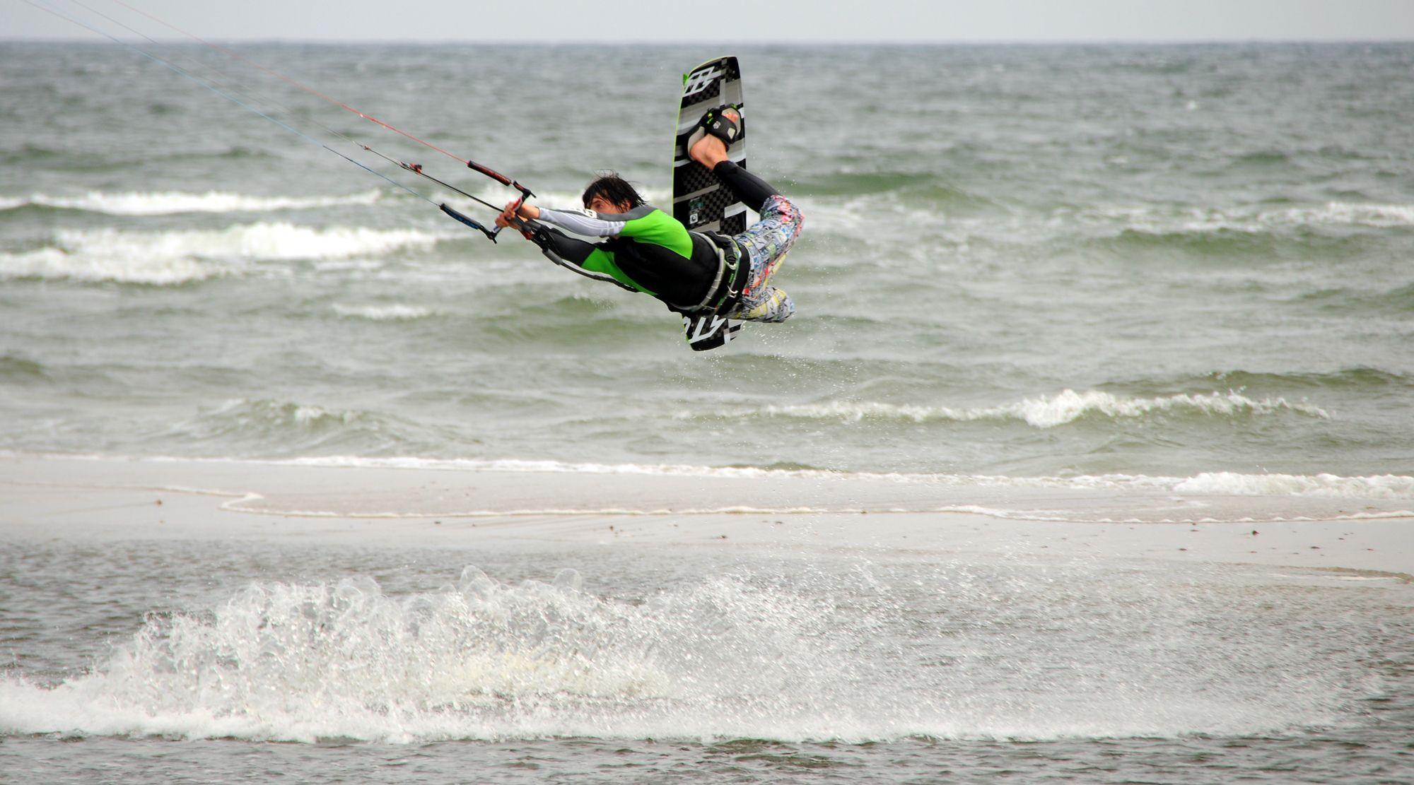 kite surf rocks!