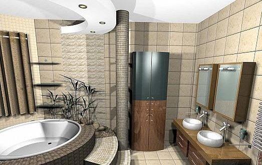 Tres ideas de baños modernos originales decoracion baños