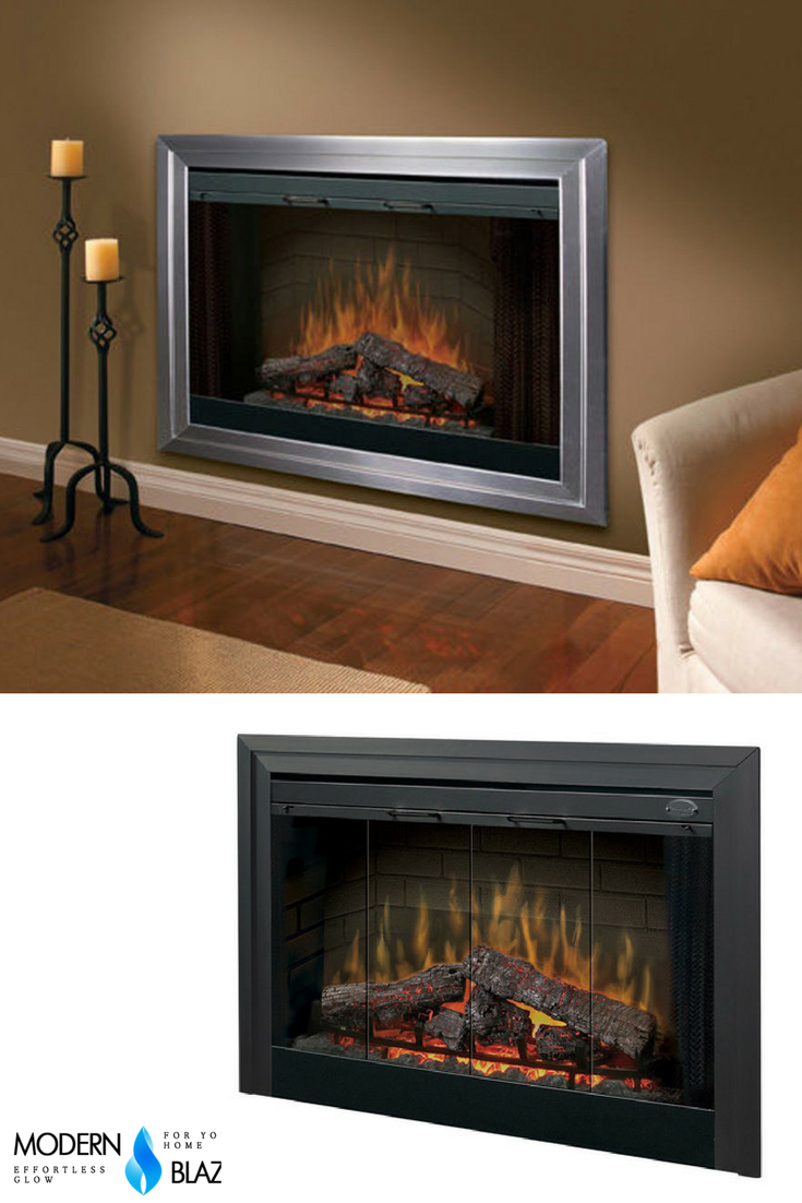 Dimplex 33 Deluxe Built In Electric Firebox Ul Listed Bf33dxp