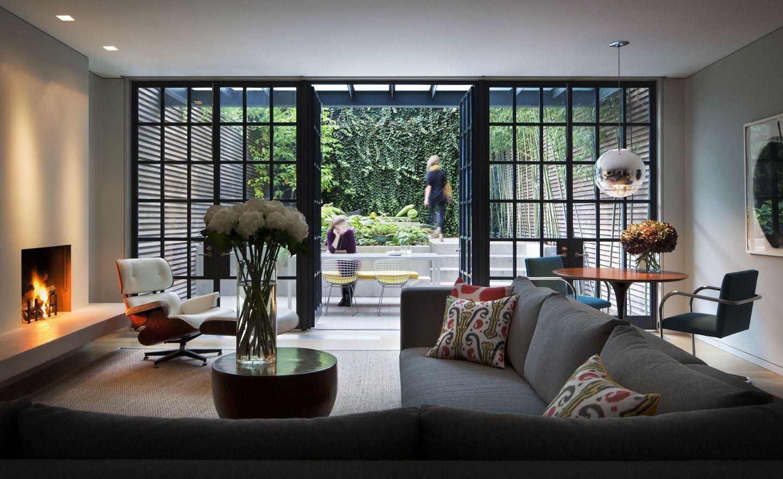 Woonkamer Ideeen Wit : Interieur ideeen woonkamer zwart wit mooie badkamer woonkamer