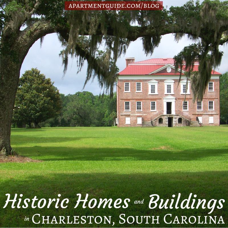 South Carolina Apartments: Historic Homes In Charleston, South Carolina